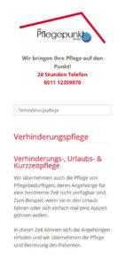 Pflegepunkt Hannover