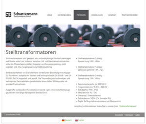 Schuntermann Transformatoren GmbH