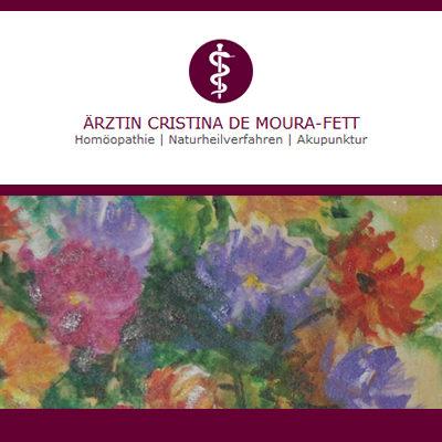 Ärztin Cristina de Moura-Fett